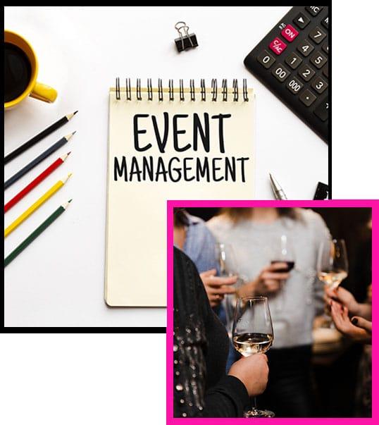 Event management main img